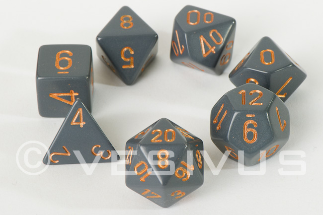 large copper d20 dice for sale