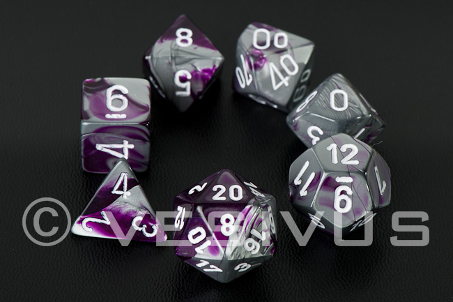 how to find out of print chessex dice