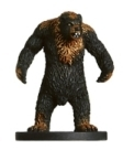 D&D Miniatures - Click to view the stats for Celestial Black Bear Miniature