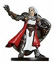 D&D Miniatures - Click to view the stats for Cleric of St. Cuthbert Miniature
