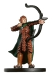 D&D Miniatures - Click to view the stats for Elf Warrior Miniature