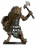 D&D Miniatures - Click to view the stats for Gnoll Miniature