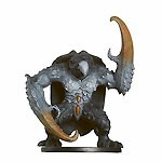 D&D Miniatures - Click to view the stats for Hook Horror Miniature