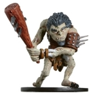 D&D Miniatures - Click to view the stats for Ogre Zombie Miniature