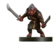 D&D Miniatures - Click to view the stats for Silent Wolf Goblin Miniature