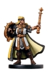 D&D Miniatures - Click to view the stats for Cleric of Lathander Miniature