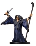 D&D Miniatures - Click to view the stats for Cultist of the Dragon Miniature