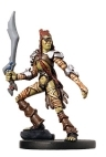 D&D Miniatures - Click to view the stats for Githyanki Fighter Miniature