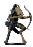 D&D Miniatures - Click to view the stats for Gnoll Archer Miniature