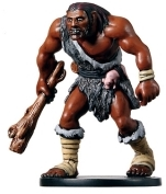 D&D Miniatures - Click to view the stats for Hill Giant Miniature