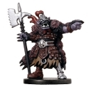 D&D Miniatures - Click to view the stats for Orc Champion Miniature
