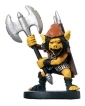 D&D Miniatures - Click to view the stats for Snig the Axe Miniature
