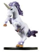 D&D Miniatures - Click to view the stats for Unicorn Miniature