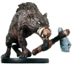 D&D Miniatures - Click to view the stats for Wereboar Miniature