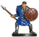 D&D Miniatures - Click to view the stats for Caravan Guard Miniature