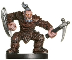 D&D Miniatures - Click to view the stats for Hobgoblin Impaler Miniature