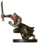 D&D Miniatures - Click to view the stats for Longstrider Ranger Miniature