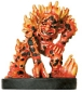 D&D Miniatures - Click to view the stats for Magmin Miniature