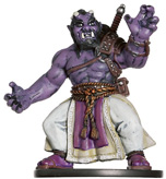 D&D Miniatures - Click to view the stats for Ogre Mage Miniature