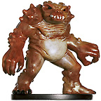 D&D Miniatures - Click to view the stats for Red Slaad Miniature