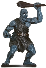 D&D Miniatures - Click to view the stats for Stone Giant Miniature
