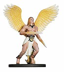 D&D Miniatures - Click to view the stats for Sword Archon Miniature