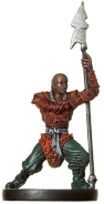 D&D Miniatures - Click to view the stats for Xeph Warrior Miniature
