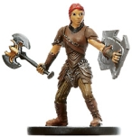 D&D Miniatures - Click to view the stats for Dragonmark Heir of Deneith Miniature