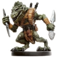 D&D Miniatures - Click to view the stats for Greenspawn Sneak Miniature
