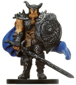 D&D Miniatures - Click to view the stats for Hero of Valhalla Miniature