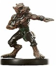 D&D Miniatures - Click to view the stats for Kobold Monk Miniature