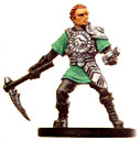 D&D Miniatures - Click to view the stats for Soldier of Bytopia Miniature