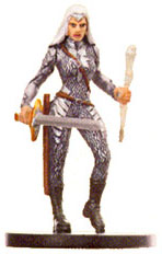 D&D Miniatures - Click to view the stats for Storm Silverhand Miniature