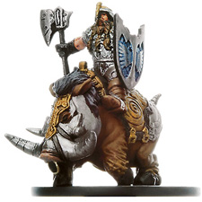 D&D Miniatures - Click to view the stats for Thundertusk Cavalry Miniature