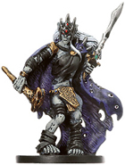 D&D Miniatures - Click to view the stats for Vlaakith the Lich Queen Miniature