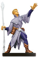 D&D Miniatures - Click to view the stats for Elf Conjurer Miniature