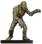 D&D Miniatures - Click to view the stats for Guardian Mummy Miniature