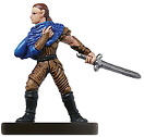 D&D Miniatures - Click to view the stats for Halfling Rogue Miniature