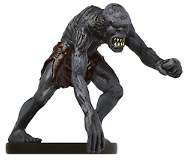 D&D Miniatures - Click to view the stats for Ravenous Ghoul Miniature