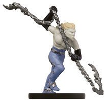 D&D Miniatures - Click to view the stats for Shakar-Kai Assassin Miniature