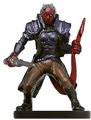 D&D Miniatures - Click to view the stats for Tiefling Cleric Miniature