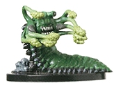 D&D Miniatures - Click to view the stats for Carrion Crawler Miniature