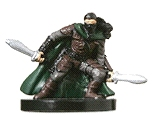 D&D Miniatures - Click to view the stats for Daring Rogue Miniature