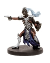 D&D Miniatures - Click to view the stats for Drow Warrior Miniature