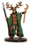 D&D Miniatures - Click to view the stats for Druid of Obad-Hai Miniature