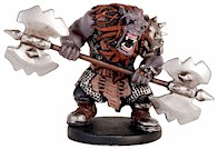 D&D Miniatures - Click to view the stats for Eye of Gruumsh Miniature