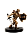 D&D Miniatures - Click to view the stats for Gnome Fighter Miniature