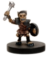 D&D Miniatures - Click to view the stats for Goblin Warrior Miniature