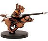 D&D Miniatures - Click to view the stats for Halfling Outrider Miniature