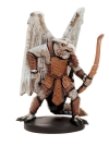 D&D Miniatures - Click to view the stats for Kapak Draconian Miniature
